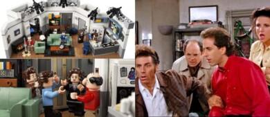 LEGO lanza una edición especial para las personas fanáticas de Seinfeld
