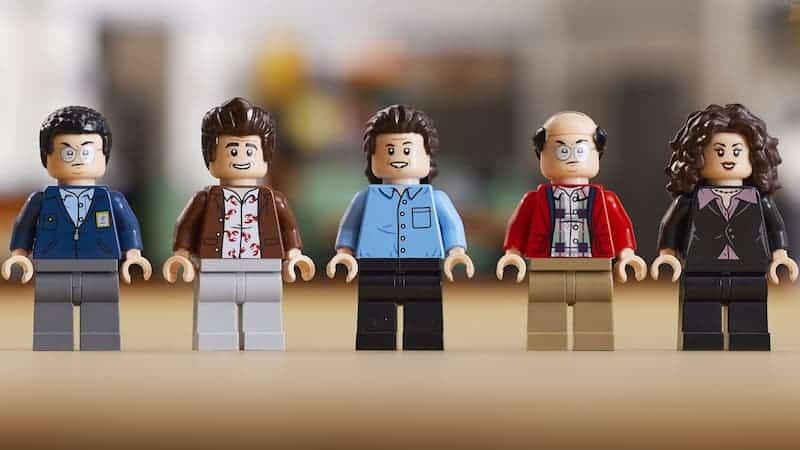Edición Especial De Lego Para Seinfeld