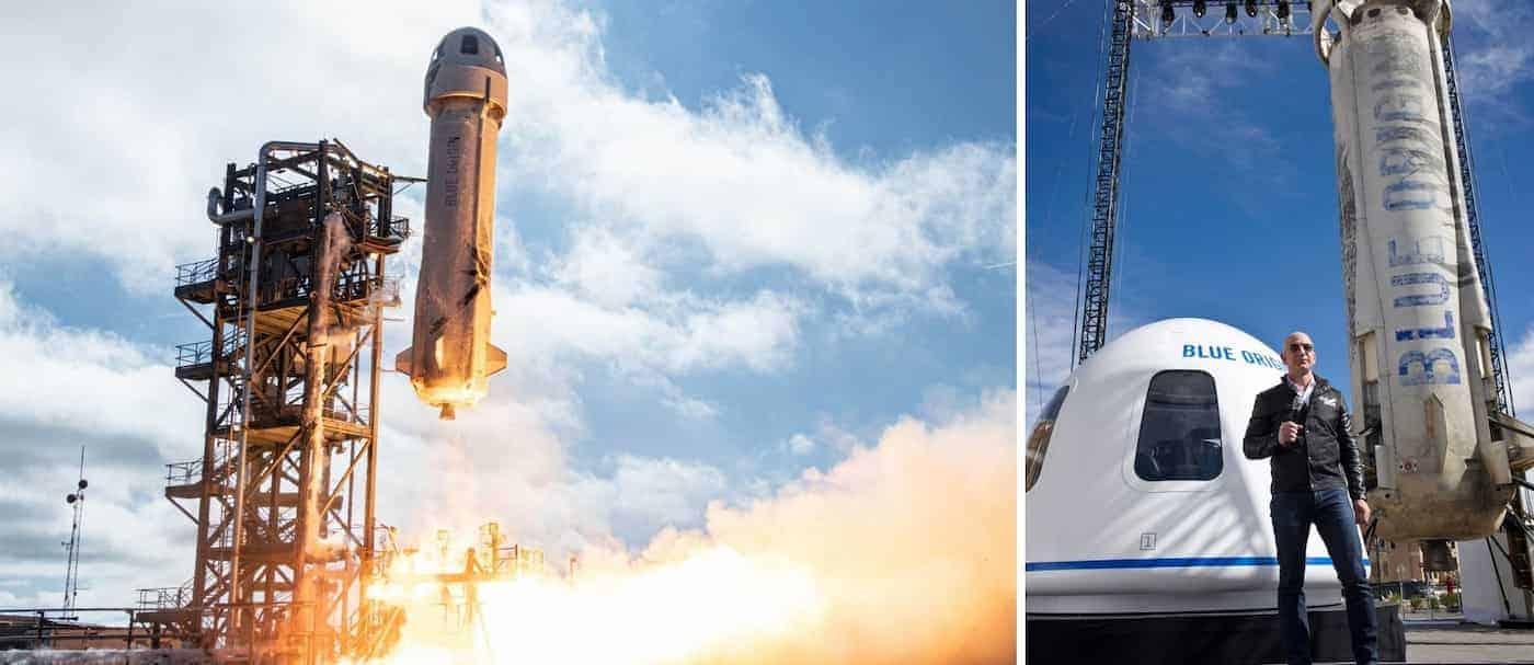 La petición para no permitir que Jeff Bezos regrese del espacio ya ha superado las 150.000 firmas