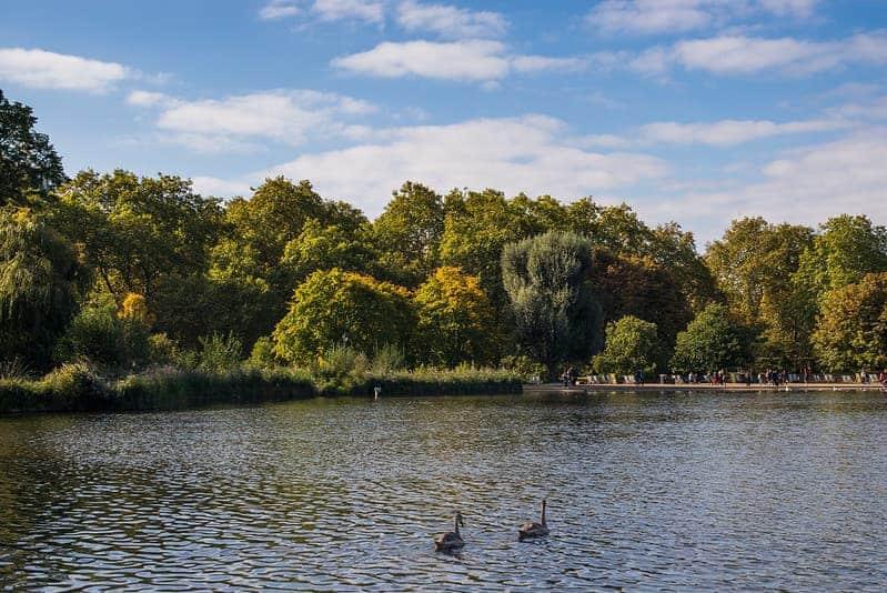 Guía Definitiva Para Visitar El Hyde Park, El Mayor De Los Parques Reales De Londres.