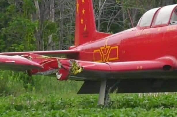 Una Mujer Perdió La Vida Después De Que Un Avión La Atropellara Mientras Cortaba El Césped