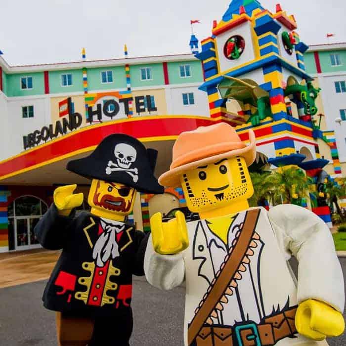 Hotel Temático De Lego - Entrada