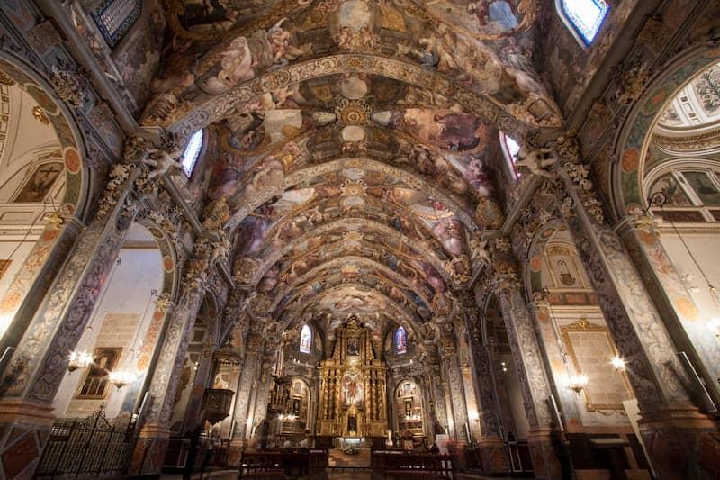 Lugares De Valencia Que No Te Puedes Perder: Iglesia De San Nicolás