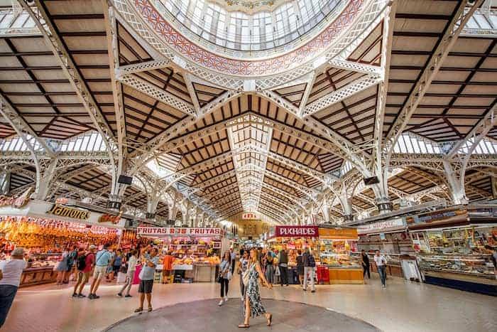 Qué Hacer En Valencia Mercado Central