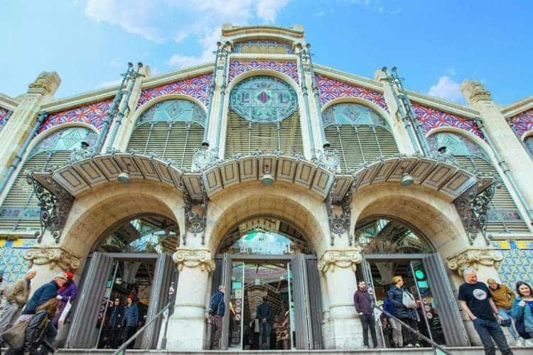 Lugares De Valencia Que No Te Puedes Perder: Mercado Central