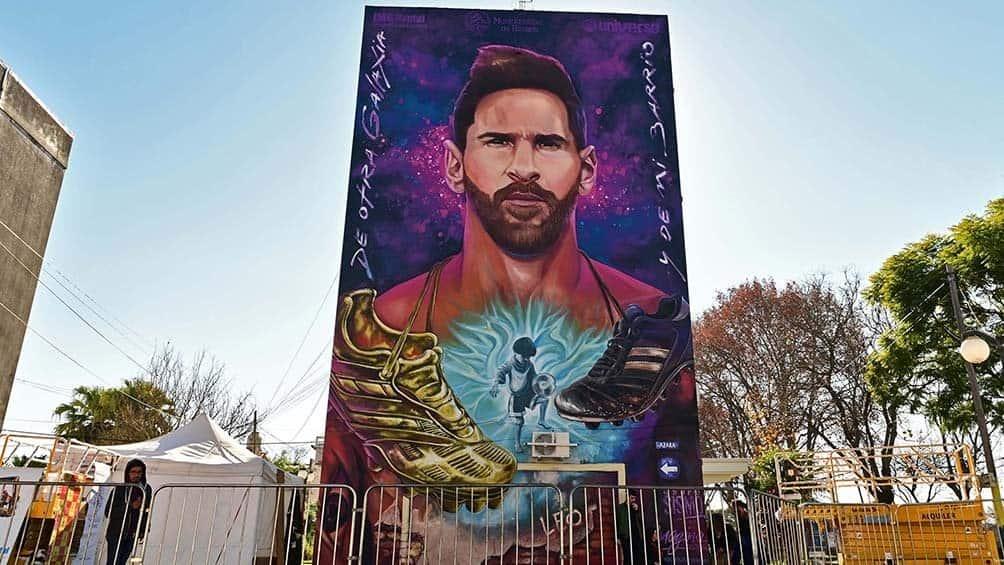 Circuito Leo Messi En Rosario