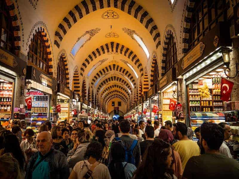 Comprar En El Gran Bazar