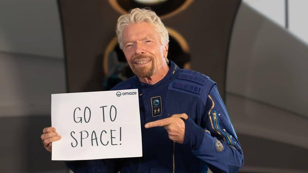 vuelos al espacio de Virgin Galactic