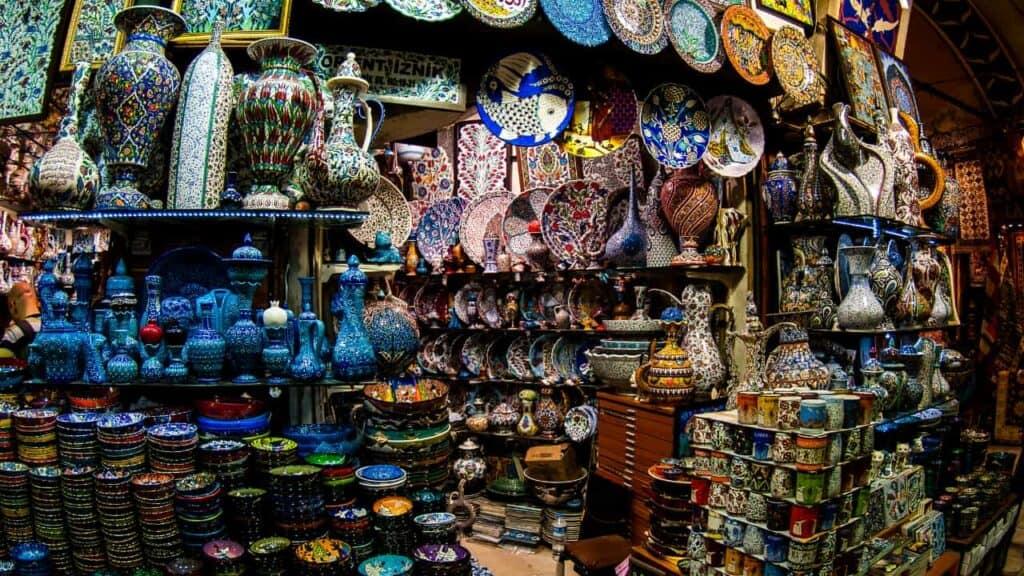 Horarios Del Gran Bazar De Estambul