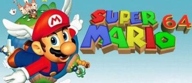 Se vendió una copia de Super Mario 64 por más de 1.5 millones de dólares e hizo historia