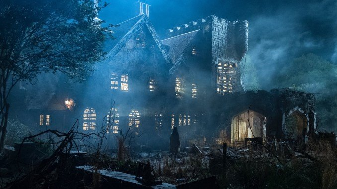 Casa De The Haunting Of Hill House