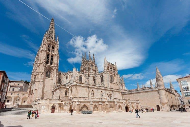 Visitar La Catedral De Burgos