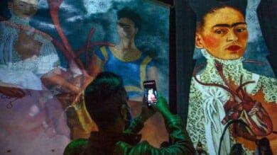 La experiencia inmersiva sobre la vida de Frida Kahlo llega a Barcelona