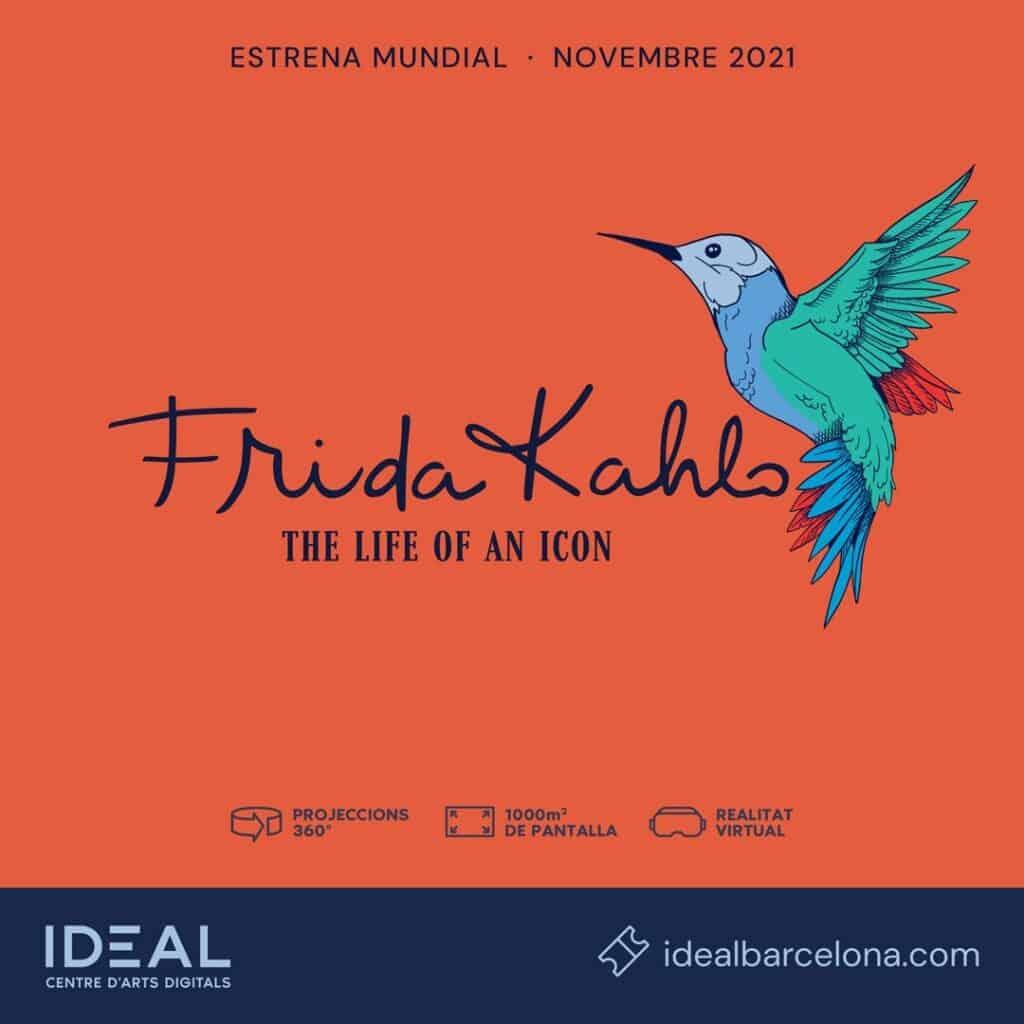 Frida Kahlo, The Life Of An Icon La Experiencia Inmersiva Sobre La Vida De Frida Kahlo