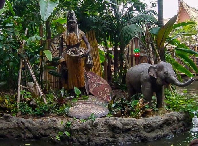 Reabrió Disneyland Jungle Cruise