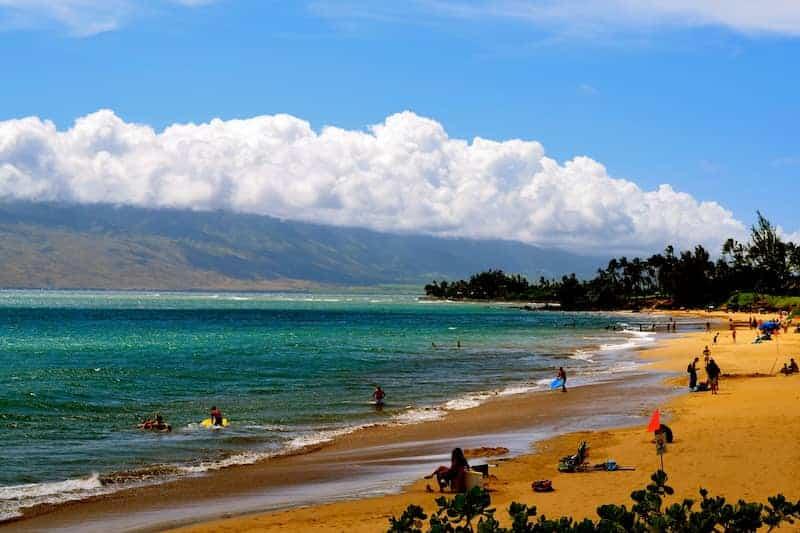 Playas De Maui, Hawái