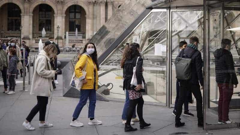 Francia Solicitará Pasaporte Sanitario Para Espacios Culturales