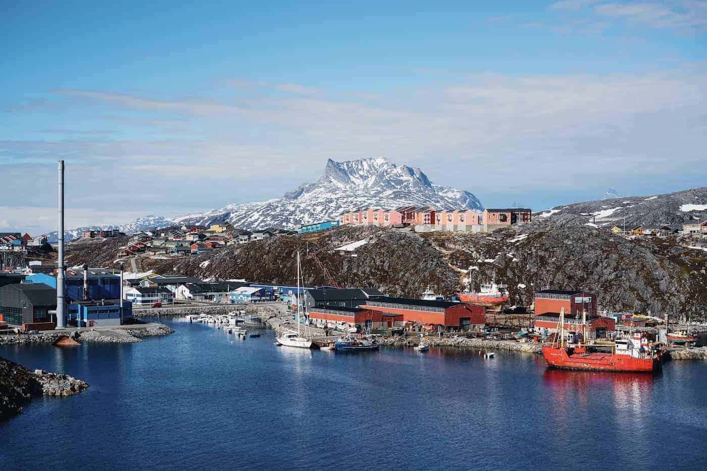 Las autoridades de Groenlandia suspenden la búsqueda de petróleo para luchar contra la crisis climática