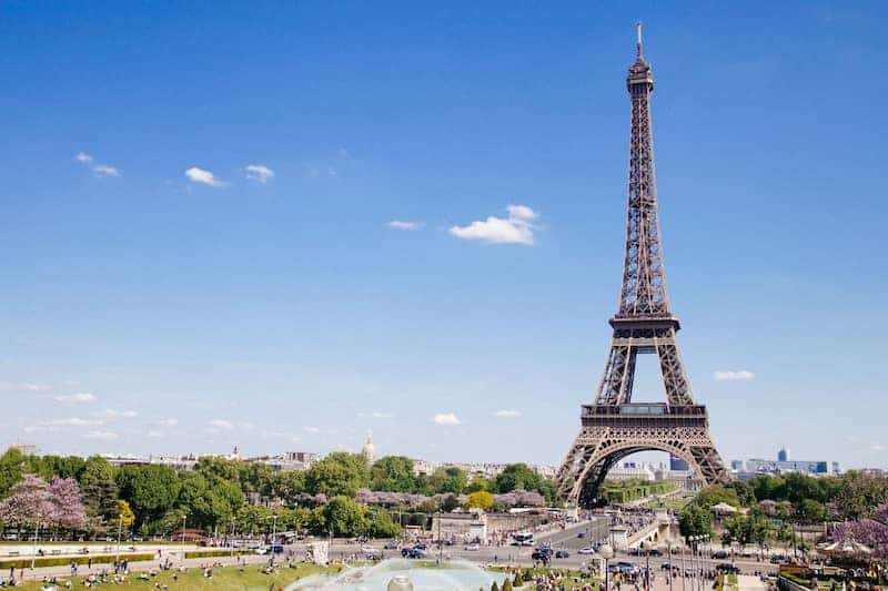 La Torre Eiffel Vuelve A Abrir Sus Puertas