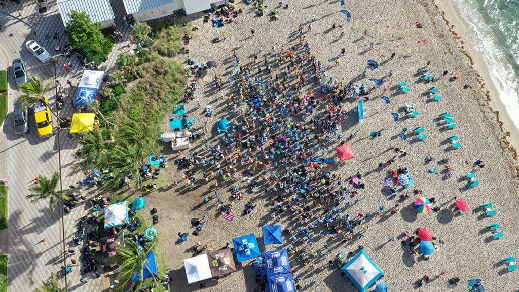 Imagen Florida Beach Cleanup World Record