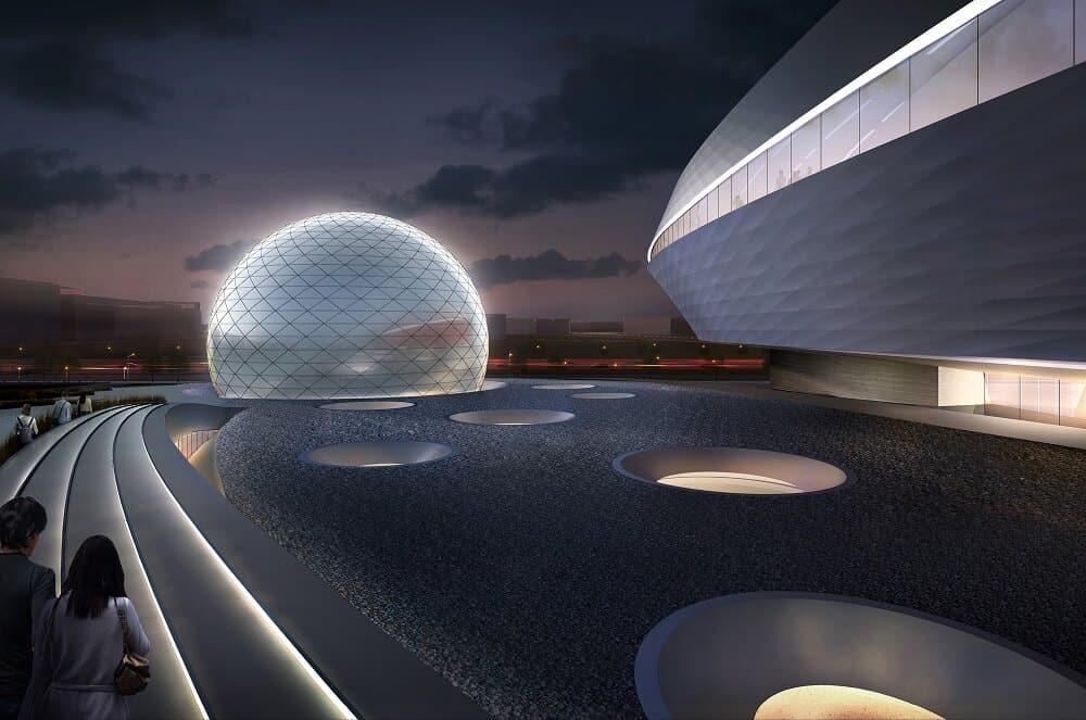 Museo De Astronomía Más Grande Del Mundo