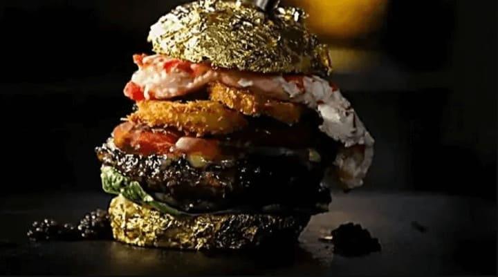 hamburguesa más cara del mundo