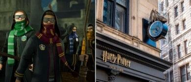 La tienda de Harry Potter en Nueva York está por incorporar 2 experiencias de realidad virtual que son únicas