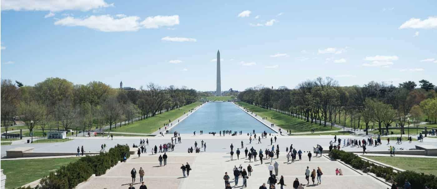 Estados Unidos: el monumento a Washington vuelve a abrir sus puertas al público luego de 6 meses