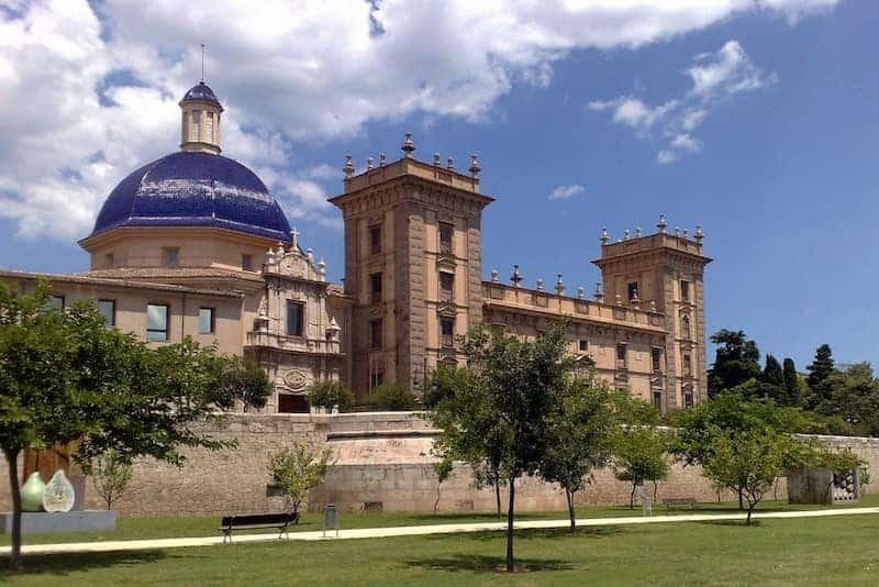 Museos En Valencia: Museo De Bellas Artes
