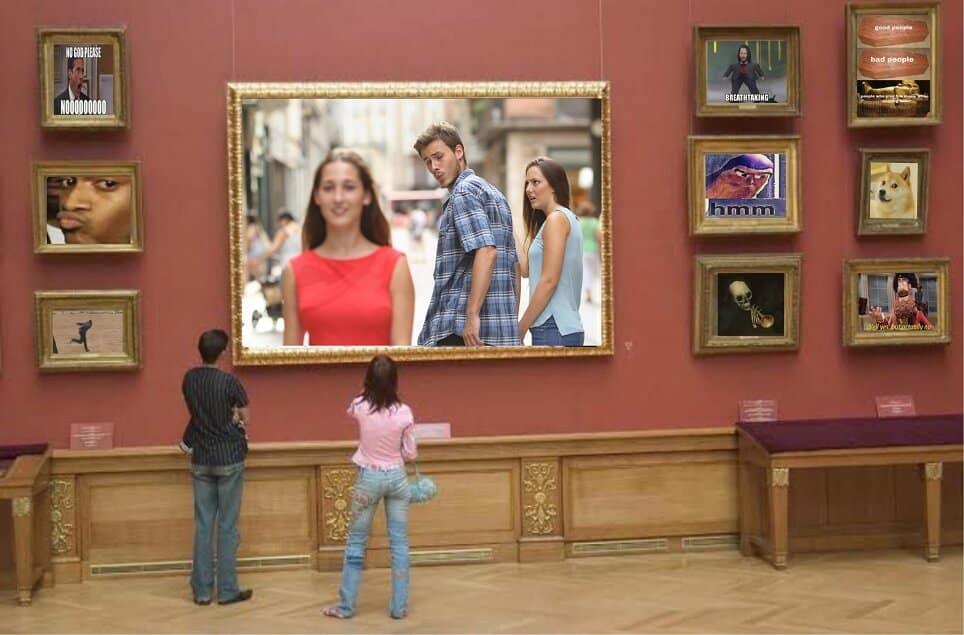 museo de memes