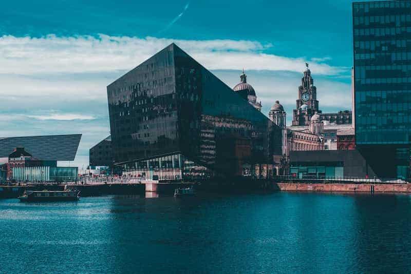 Ciudad De Liverpool, Inglaterra