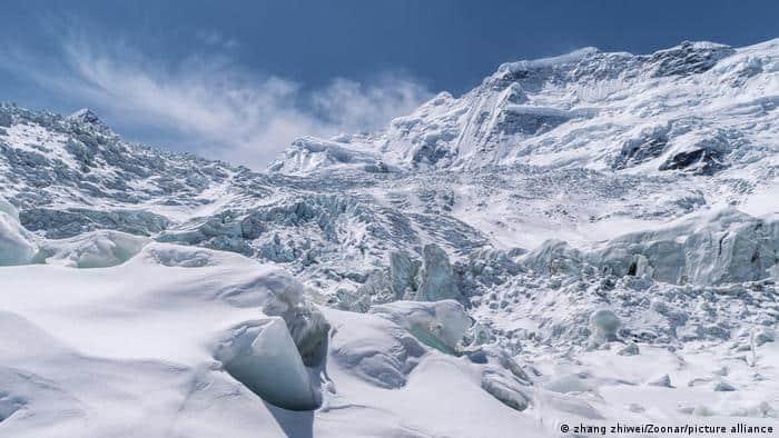 Encuentran Virus Congelados En La Meseta Tibetana