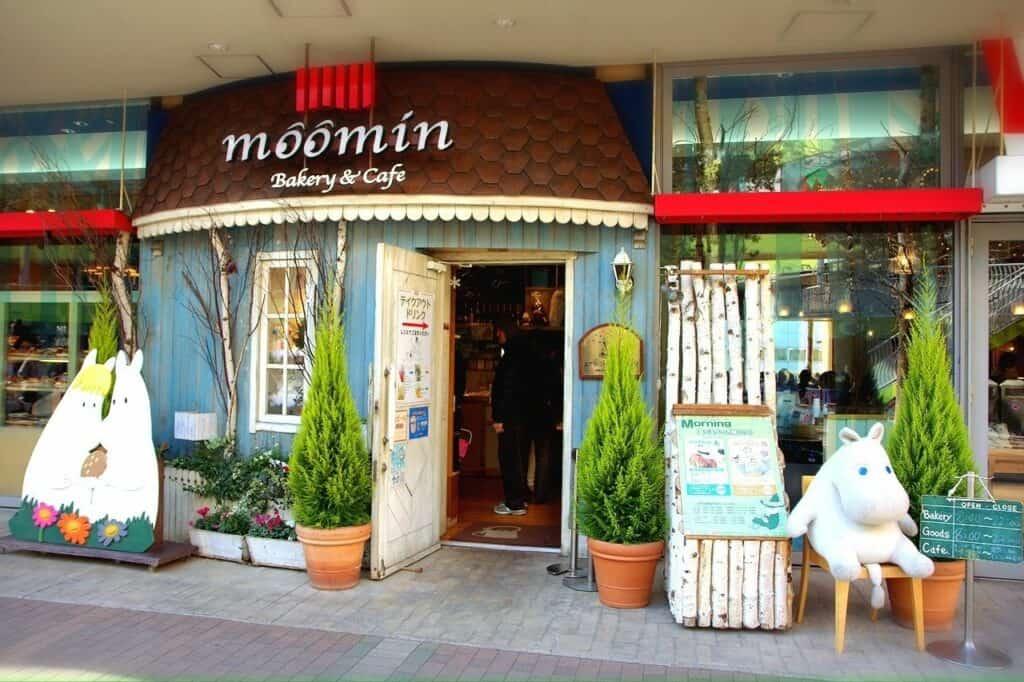 Moomin Bakery &Amp; Café, Un Tierno Restaurante Temático En Tokio Que Te Hará Volver A La Niñez