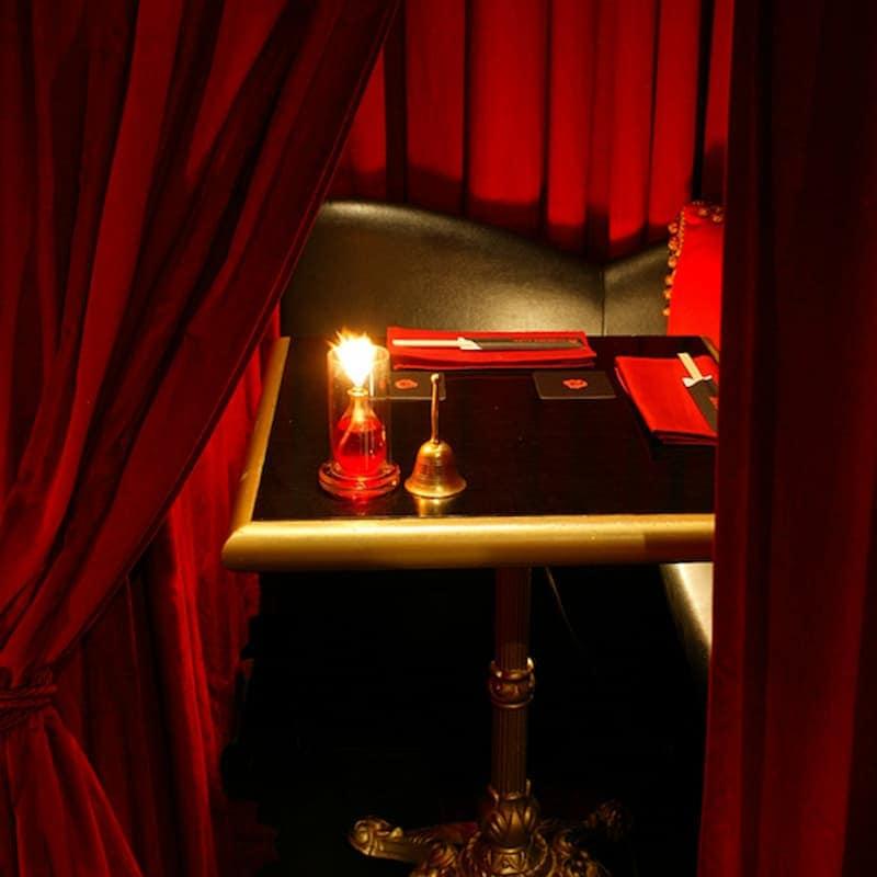 The Vampire Café, Un Restaurante Temático No Apto Para Impresionables