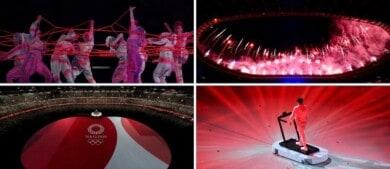 [IMÁGENES] Así fue la primera parte de la Ceremonia de Apertura de los Juegos Olímpicos Tokio 2020