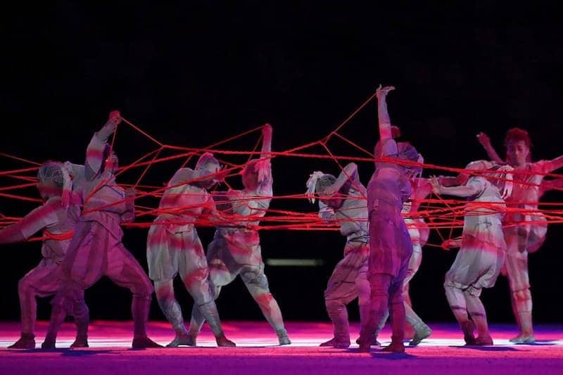 Ceremonia De Apertura De Los Juegos Olímpicos 2020, Baile