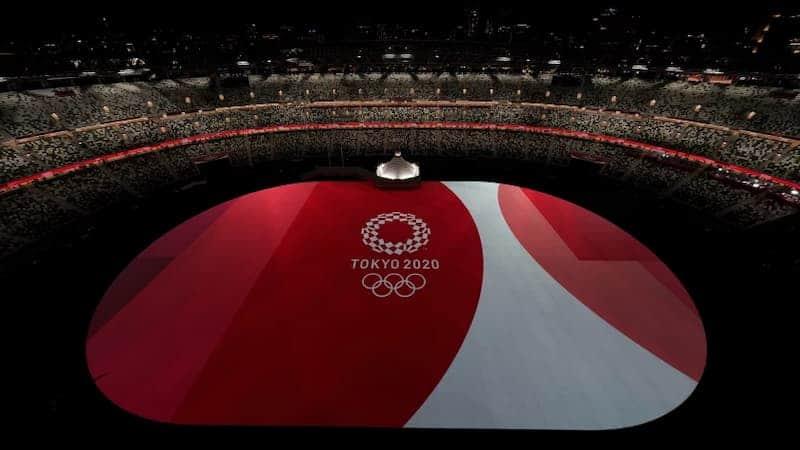 Ceremonia De Apertura De Los Juegos Olímpicos 2020, Estadio