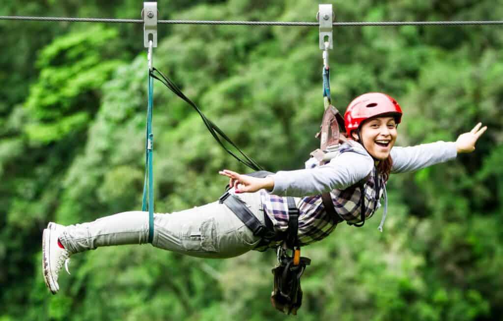 6 Cosas Que Hacer En Villavicencio Park: Zipline Extreme