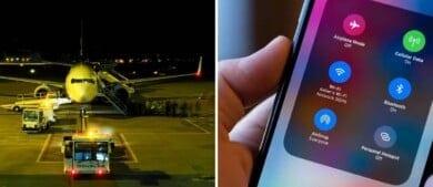 Estados Unidos: evacúan un avión luego de que un adolescente enviara foto de un arma a otros pasajeros