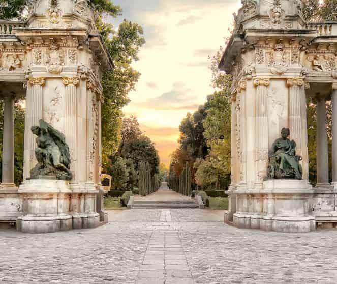 Patrimonio De La Humanidad: Paseo Del Prado