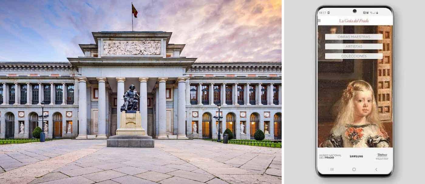 La aplicación de la Guía Oficial del Museo del Prado ya está disponible en 9 idiomas