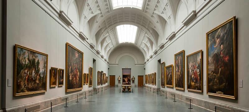 Museo Del Prado, Madrid, España