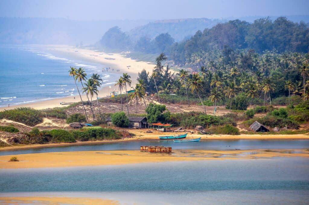 6 Destinos De Asia Para Viajar En Familia: Goa, India