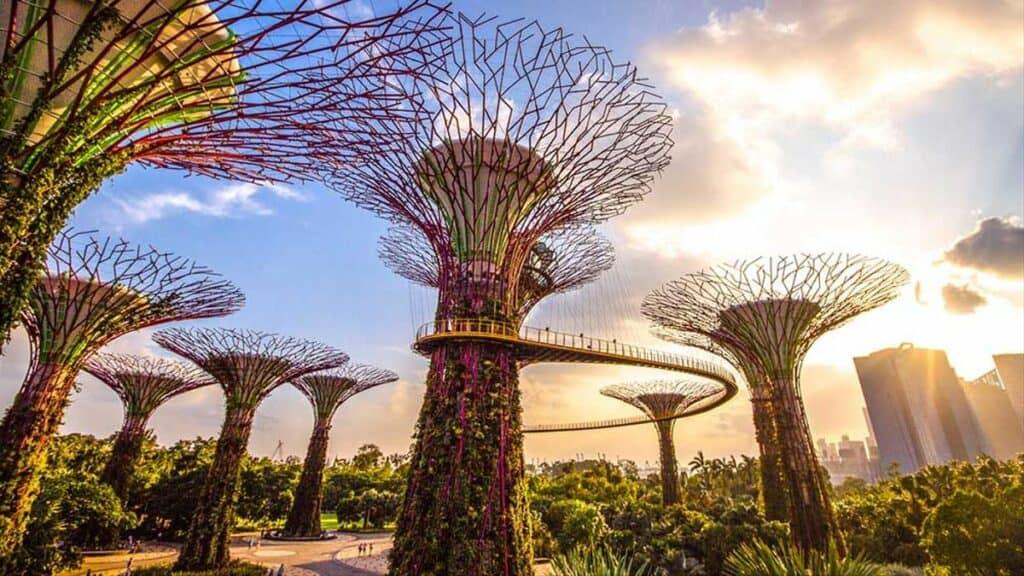 6 Destinos De Asia Para Viajar En Familia: Singapur