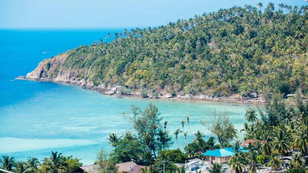 6 Destinos De Asia Para Viajar En Familia: Koh Phangan Y Koh Tao, Tailandia