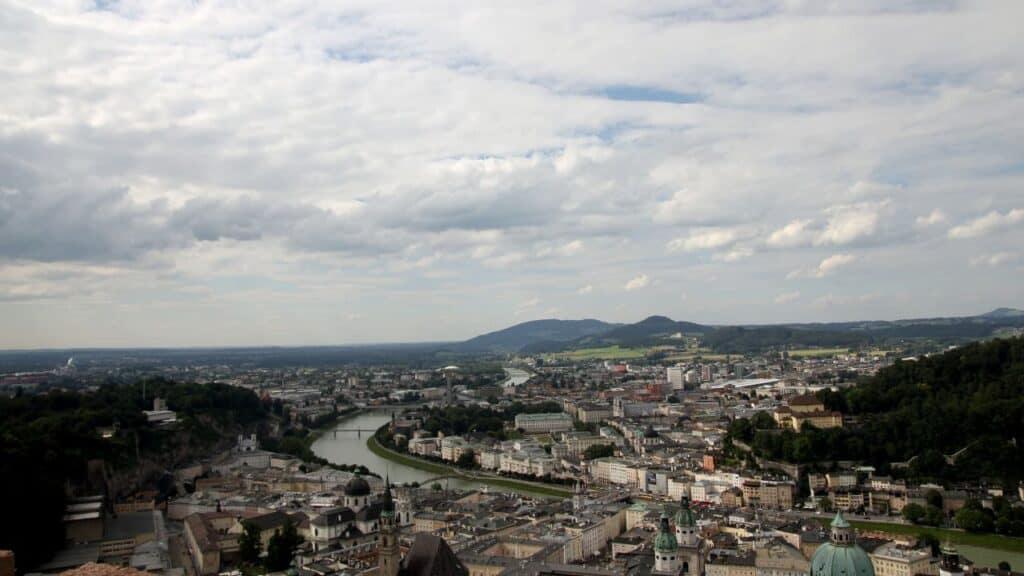 Dónde Queda Salzburgo