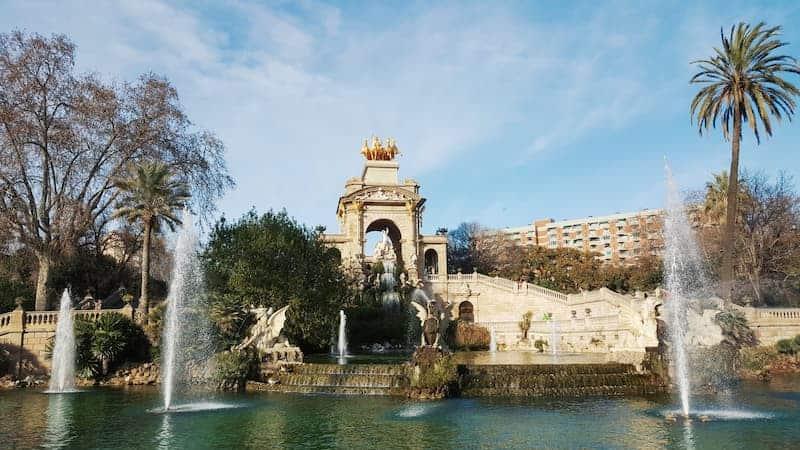 Cosas Para Hacer En Barcelona - Parque De La Ciudadela