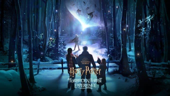 Harry Potter - Bosque Encantado