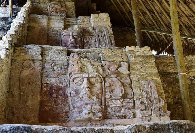 8. Zona Arqueológica Kohunlich, Arte Maya En Su Máxima Expresión