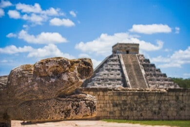 Ruinas-mayas-cerca-de-Cancún
